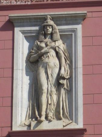 с египедского национального музея)