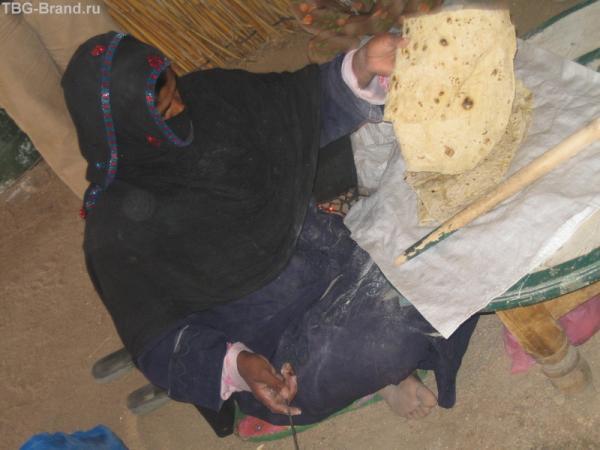 и бедуинский хлеб