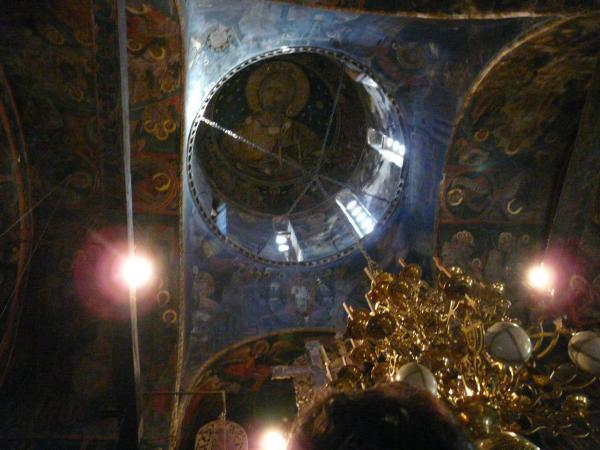 мужской монастырь (внутри)