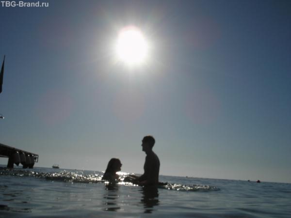 вдвоем в одном море