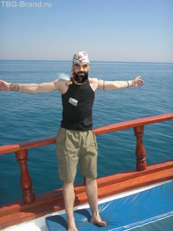Злой пират-Шамиль