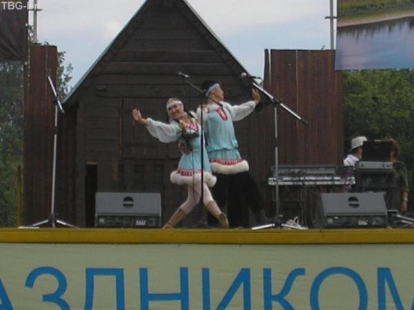 """знеменитый танец """"Якутяночка"""""""
