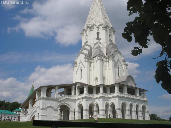 моял любимая церковь