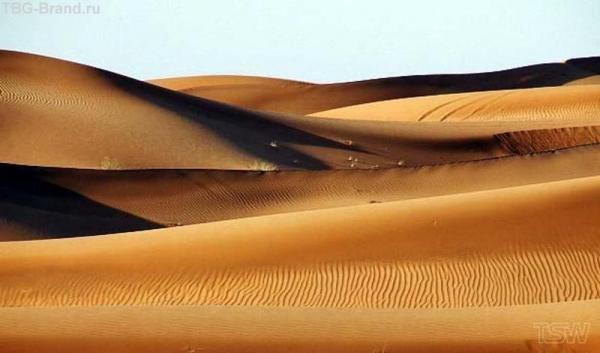 пейзажи пустыни