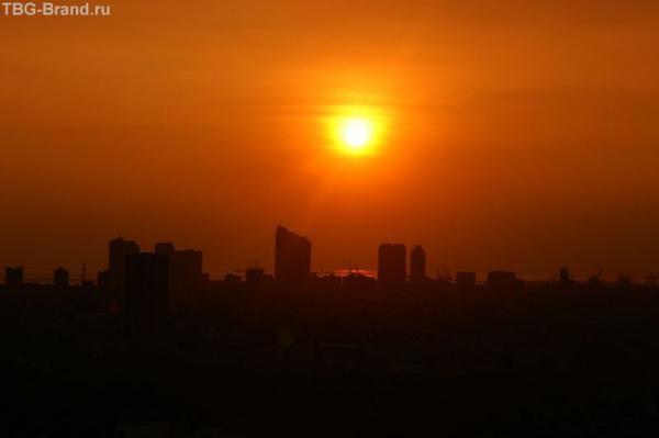 Вечерняя Манила