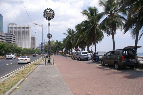 Набережная Манилы