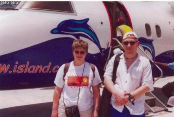 Самолёт местных авиалиний