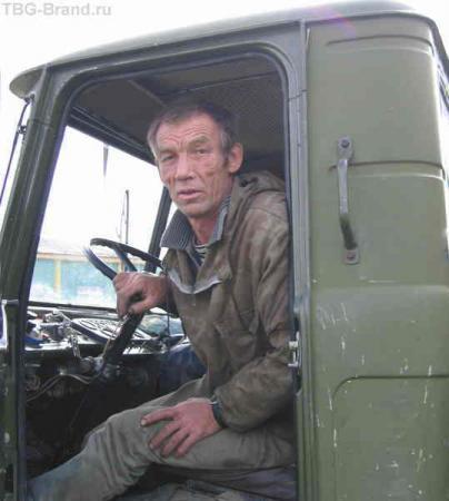 Вот он какой - водитель вездехода!