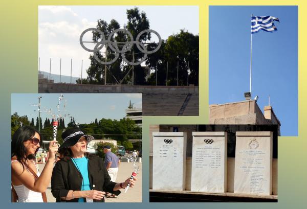 У первого современного олимпийского стадиона