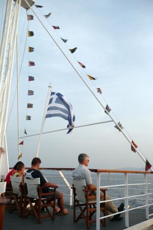 Возвращение  в Афины