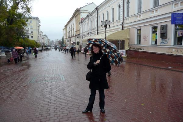 На Большой Покровской.