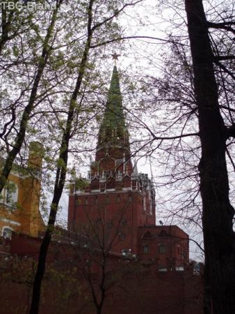 Башни Кремля будут ждать тебя.