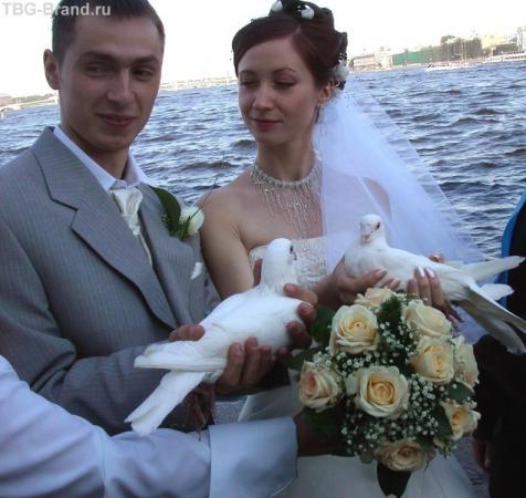 Казалось, свадьба Татьяны и Алексея сделала этот город еще притягательнее.