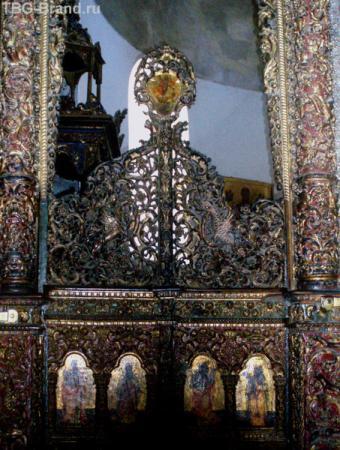 Убранство зала  - как образец древнехристианского искусства.