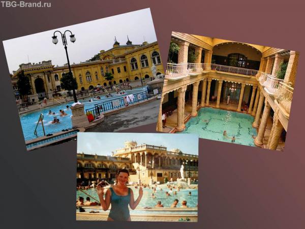 В купальнях Будапешта