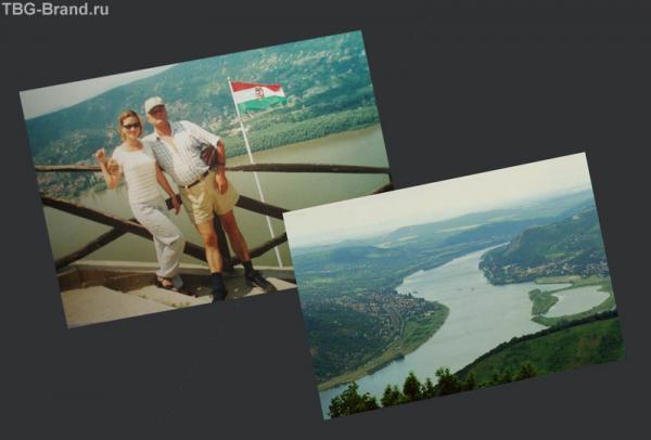 Излучина Дуная. Подборка из фоток 1999 года.