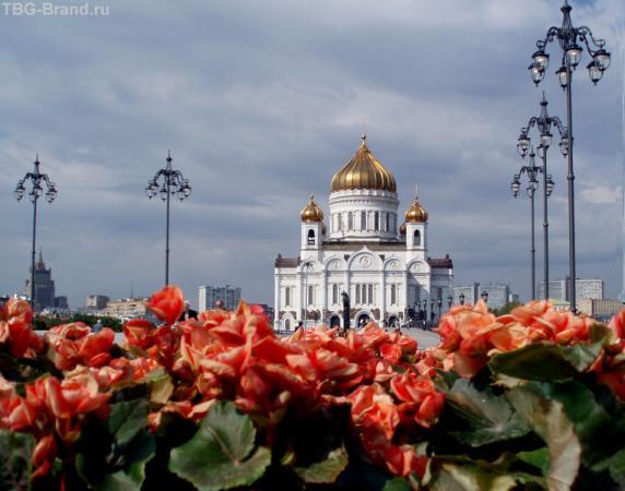 Тадж Махал по-московски