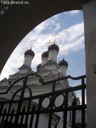 Храм Николы в Голутвине