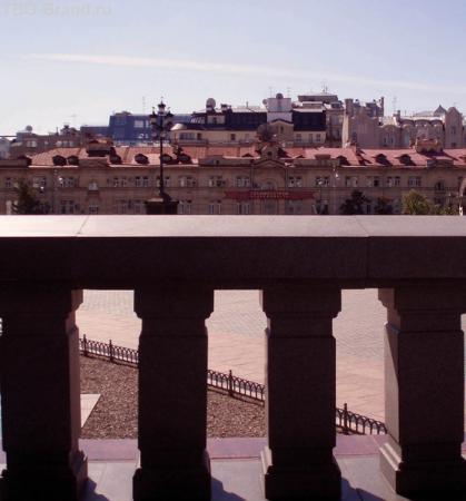 И еще раз - вид на город.