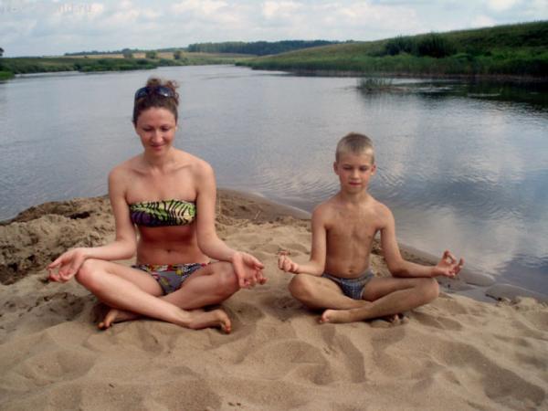 Медитация на двоих