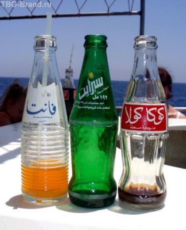 Три бренда по-арабски