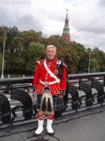 Настоящий шотландец.