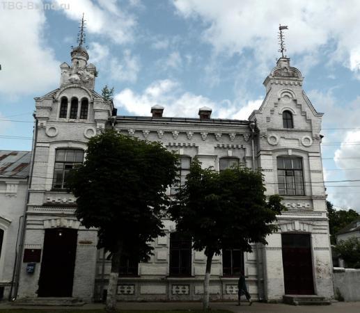 Здание районного суда