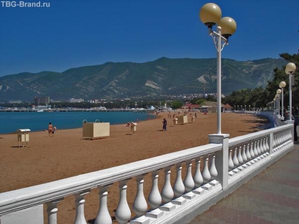 Вот такой вас ждет отдых :) ) На Черноморском побережье.