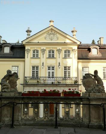 В этой резиденции останавливался Папа Римский.