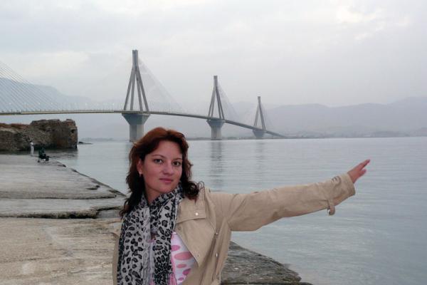 Следующая остановка - у моста Рио...