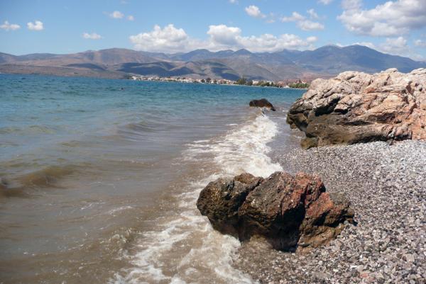 Вот оно какое - Ионическое море...