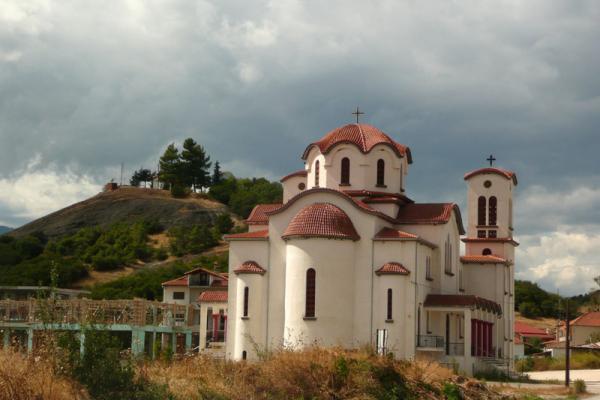 Церковь в Каламбаке