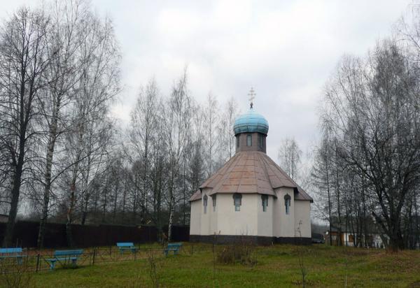 Церквушка, о которой пионеры и мечтать не могли!