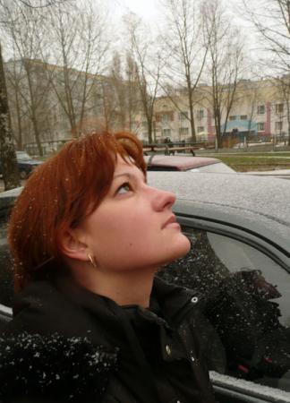 Уже выпал первый снег... Интересно, куда я поеду в следующий раз?