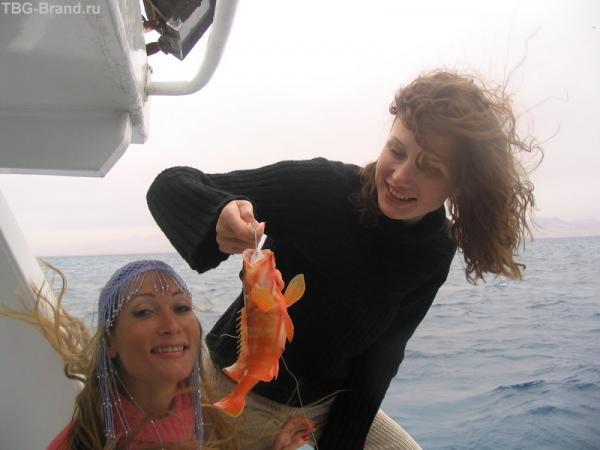 Рыбалка - это восхитительно