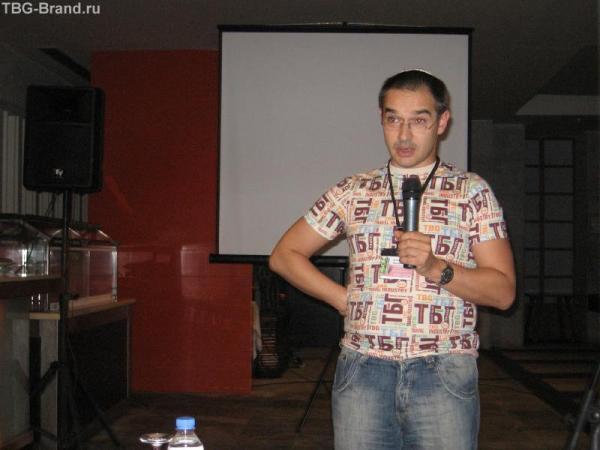 Носик. Один из основателей рунета