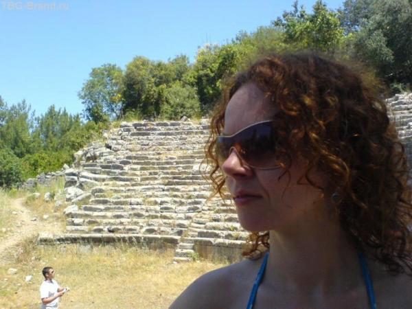 Фазелис. В античном театре