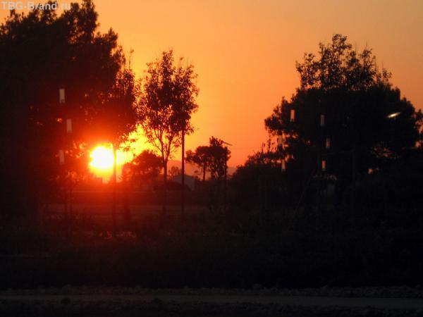 В погоне за закатом