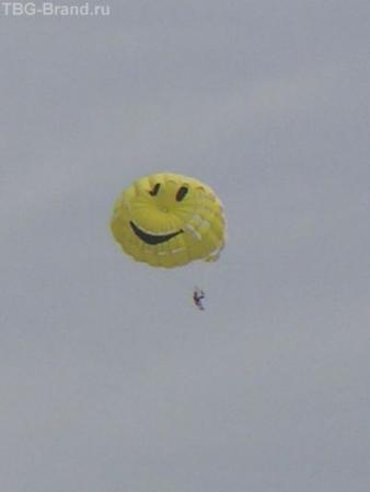 смайл-парашют