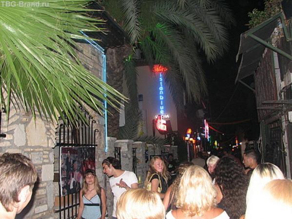 стрит бар