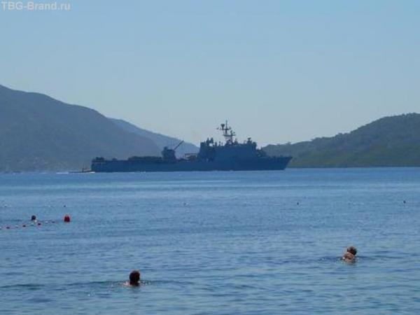 военный карабль