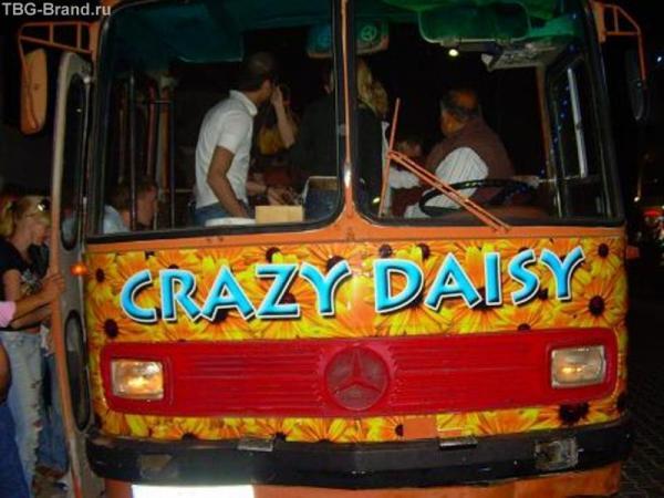 атобус кабриолет с одноименной дискотеки