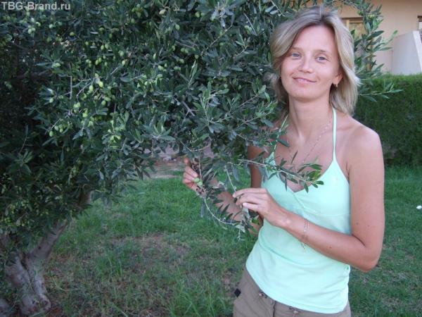 я и оливки