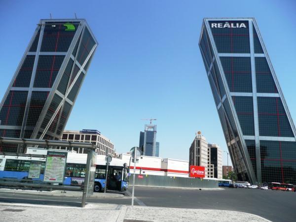 Совпеменные здания