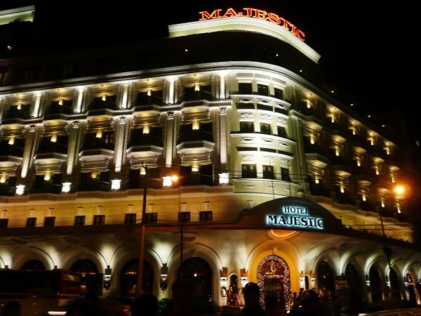 Отель Маджестик