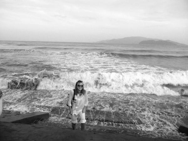 а такие волны на побережье НьяЧанга