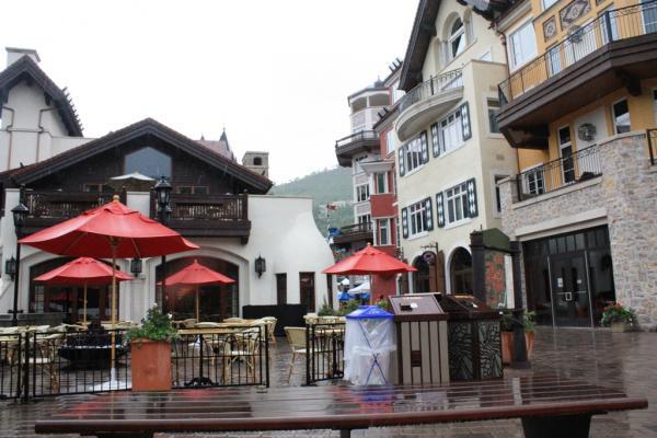 Щвейцарский курорт