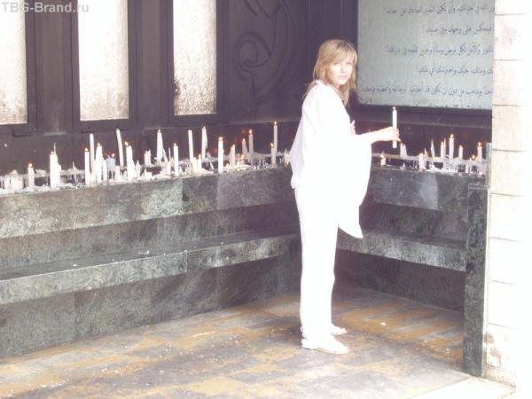 Храм святой Девы на вершине Бейрута