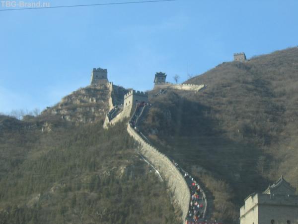 Великая Китайская Стена почти рядом
