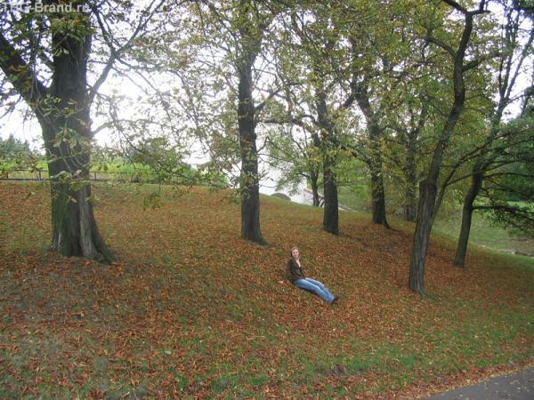 Осення Прага